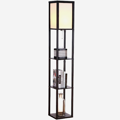 Brightech Floor Lamp in Black