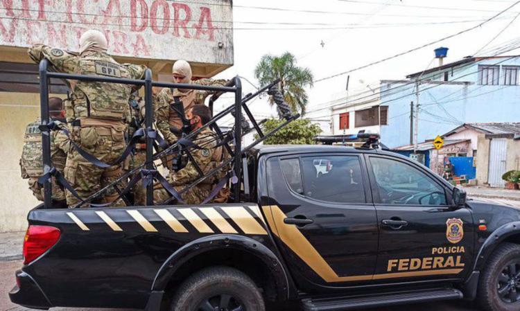 VídeoOperação da PF prende traficante internacional na Bahia casa tinha subterrâneo e passagem secreta - Portal Spy