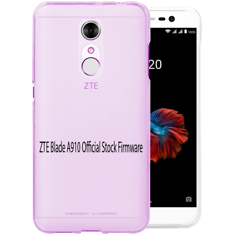 ZTE Blade A910 Official Stock Firmware Flash File Free Download