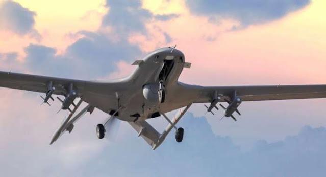 Drone Bayraktar TB2 Bisa Terkoneksi Langsung dengan Jet Tempur F-16