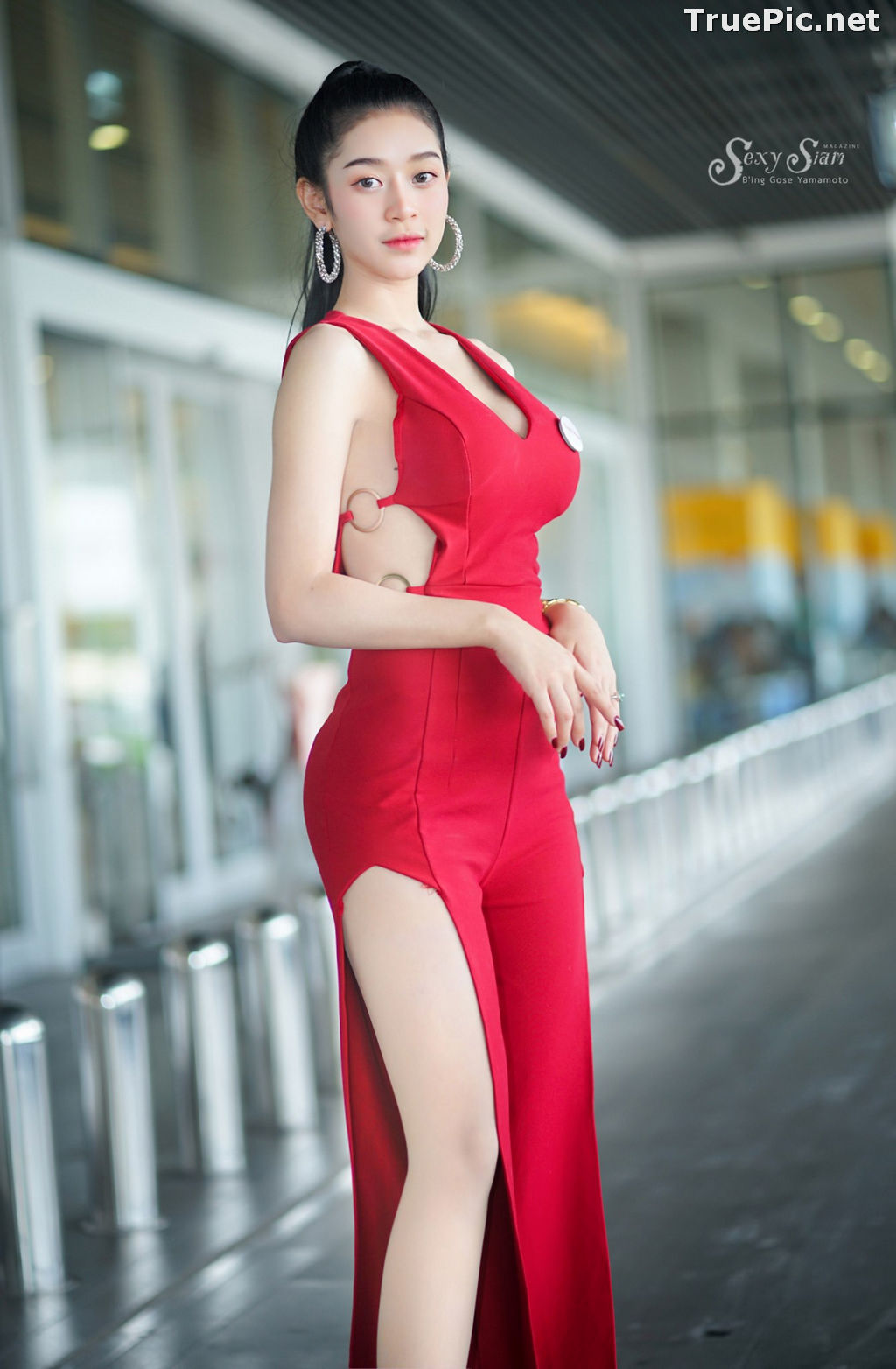 Image Thailand Model - วรารัตน์ มงคลทรง - From Red To Heart - TruePic.net - Picture-6