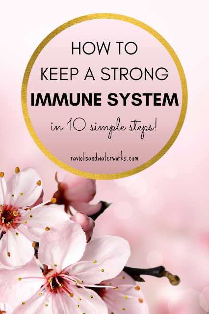 how to keep raise your immune system