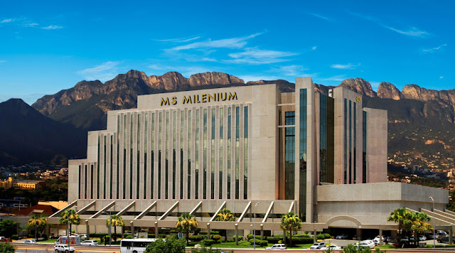 With a privileged location, MS MILENIUM allows every traveler to enjoy Monterrey's best location, near corporate offices, restaurants, shopping malls, night life and just 30 minutes from Monterrey International Airport. The hotel and public spaces also have a stunning view of the Sierra Madre Mountains, an iconic sight in the city of Monterrey.