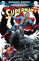 DC Renascimento: Superman #21
