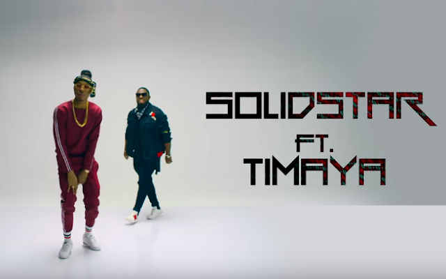 Solidstar  Ft Timaya - SILICON Video