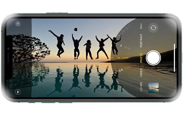 Kamera iPhone 11 Pro