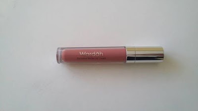 Wardah  Exclusive Matte Lip Cream 03 See You Latte