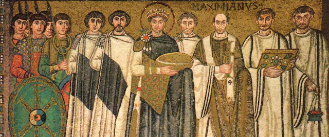 Justiniano y Derecho romano