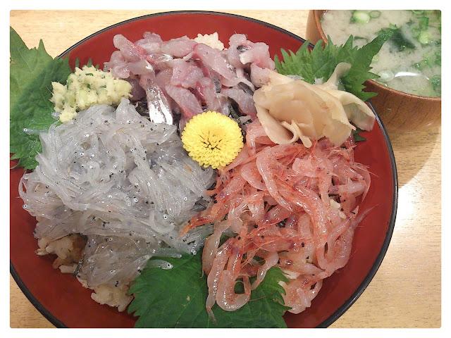 かもめ丸(沼津港) ぬまづ丼