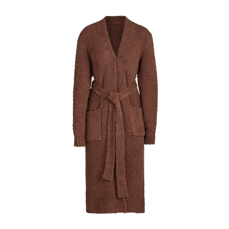 SKIMS Cozy Knit Robe
