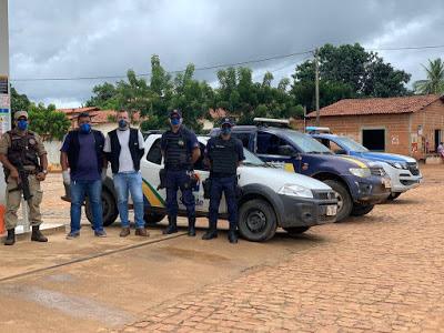 Baianópolis: Fiscalização das entradas da cidade é intensificada para conter o Covid-19