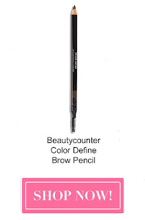 beautycounter brow pencil