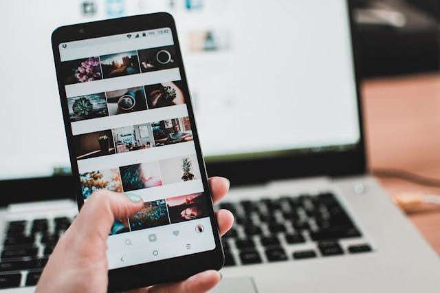 FebInLove Blog Challenge|  instagram
