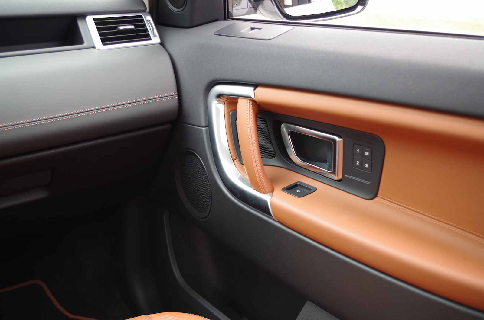 INTERIOR NEW DISCOVERY 2018