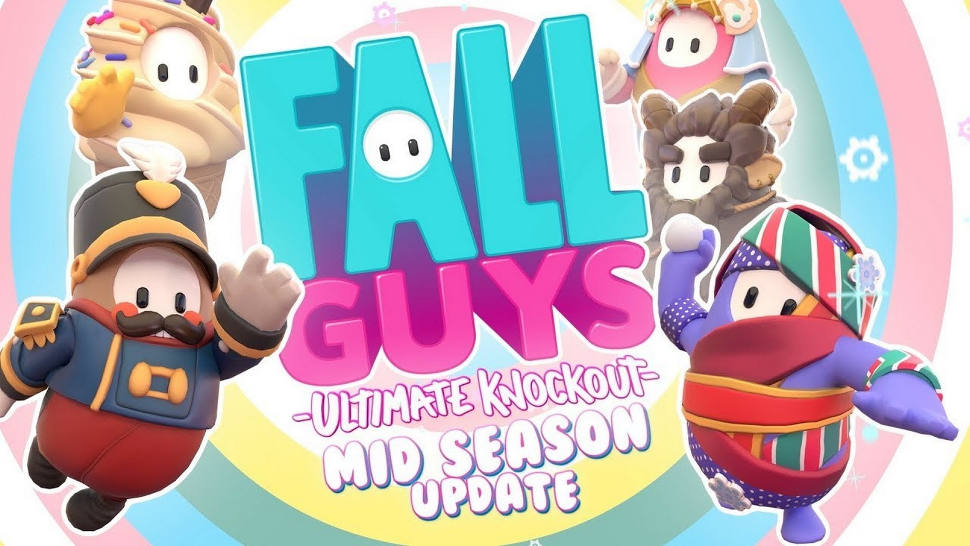 Fall Guys Season 3.5 Delivers a Hefty Haul of Updates