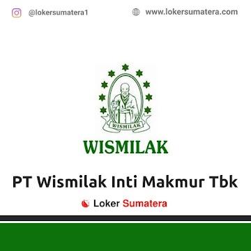 Lowongan Kerja Bengkulu: PT Wismilak Inti Makmur Tbk Oktober 2020