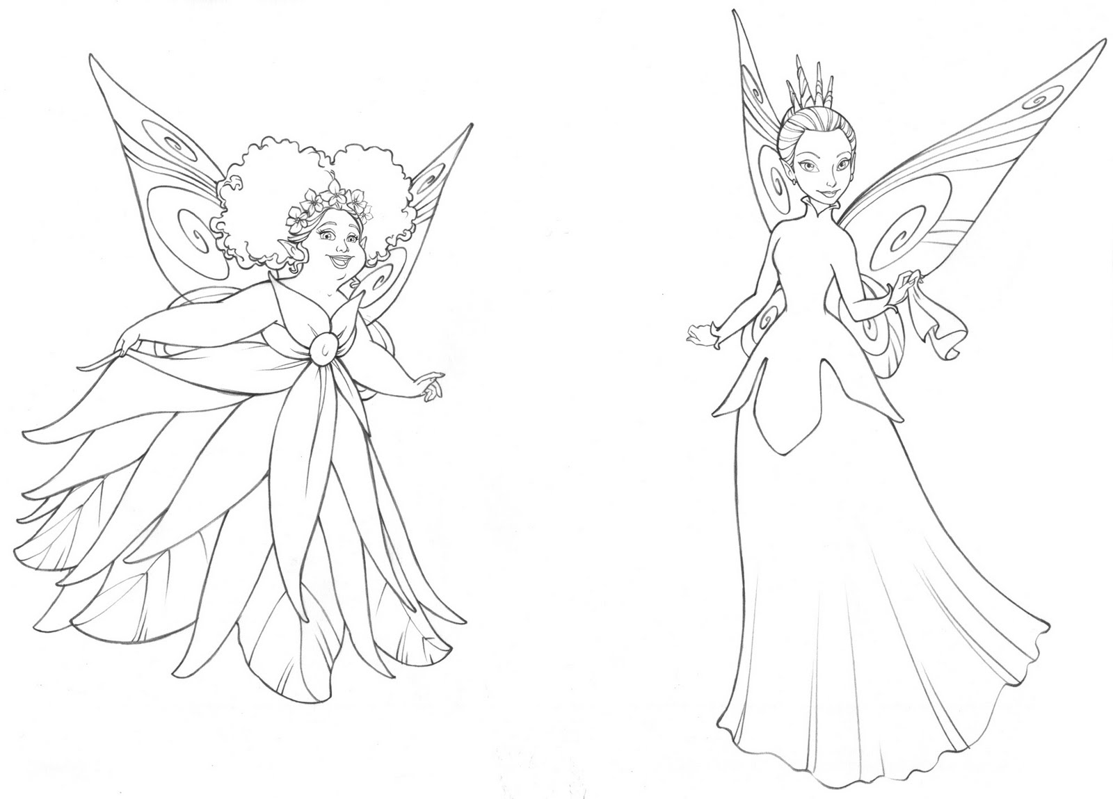 More Disney Fairies