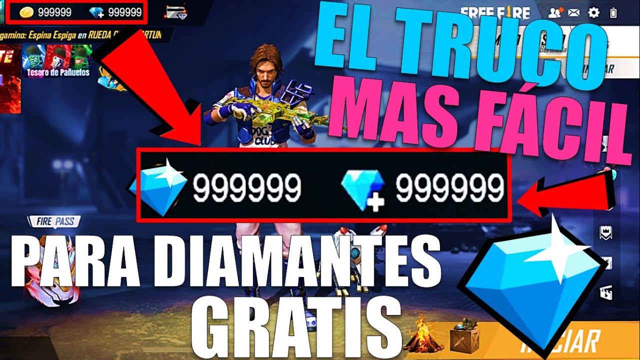 💎Truco para conseguir 1000 diamantes en 1 día💎