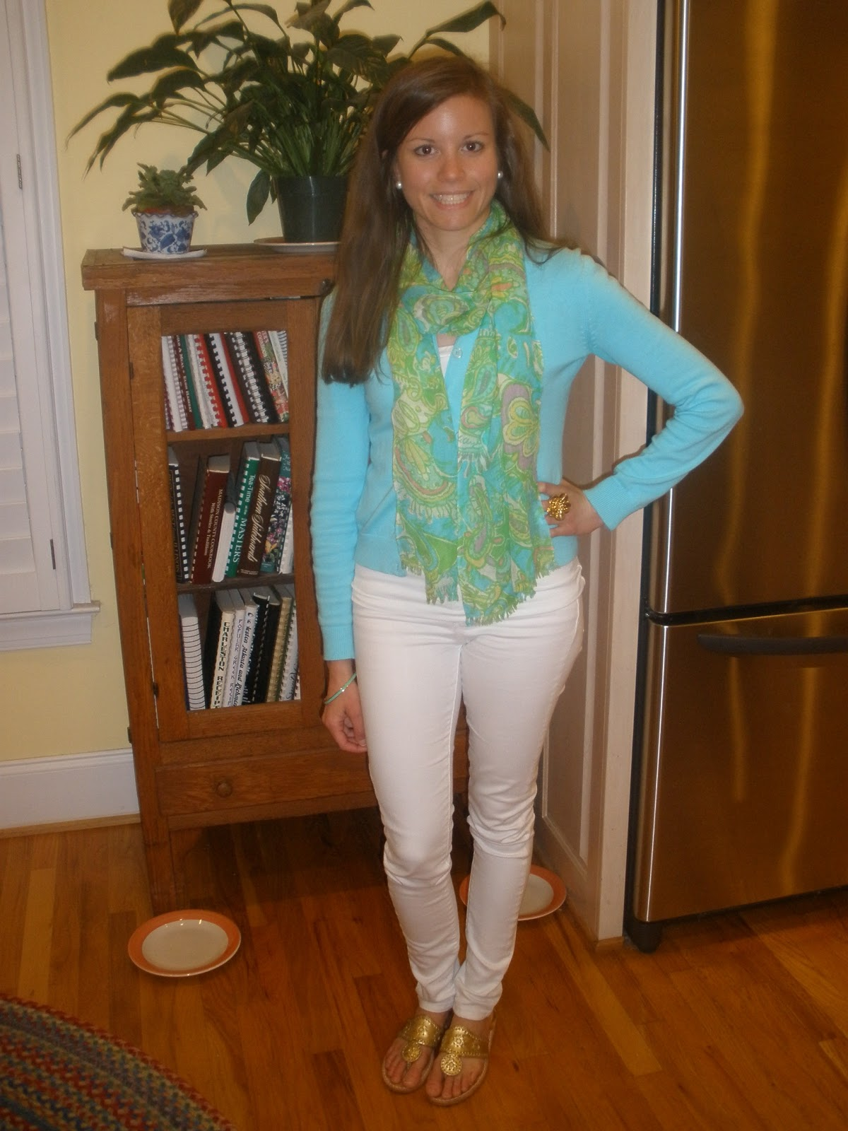 Pearls Go With Everything Featured Outfit Shorely Blue