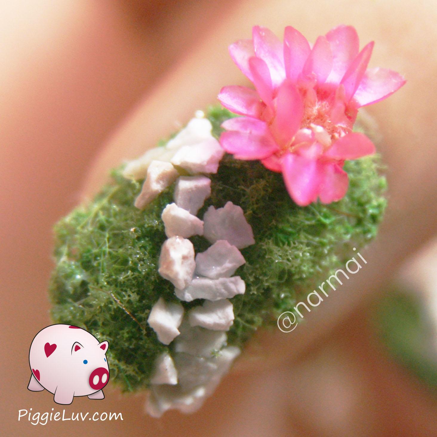 Garden Art Plus: PiggieLuv: Secret Garden Nail Art (plus Video Tutorial