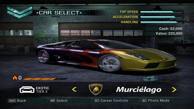Download Need for Speed Carbon PC Games
