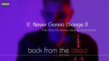 Never Gonna Change 2 Lyrics - Sultaan