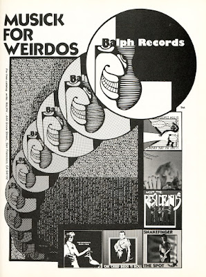 Ralph Records' Musick for Weirdos