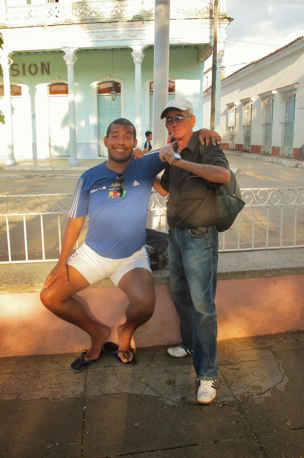 Nativo de Cuba, em Remedios.