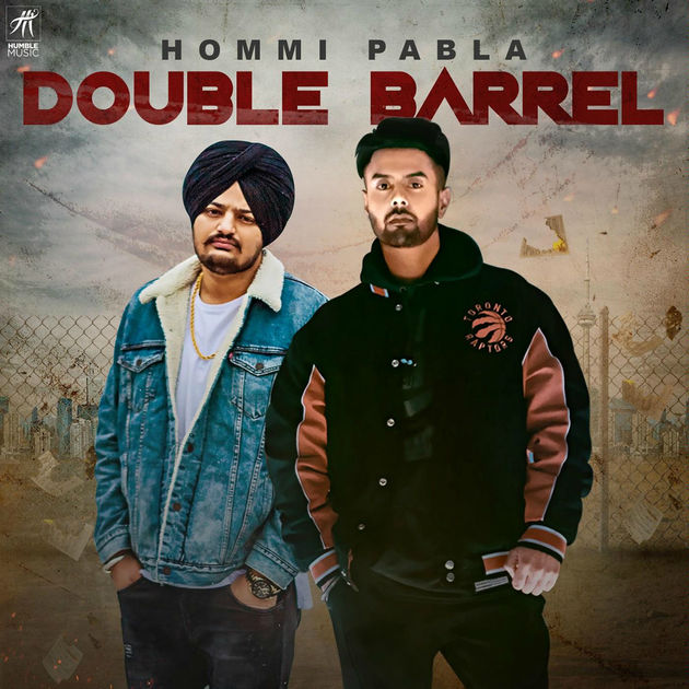 Double Barrel     Hommi Pabla ft. Sidhu Moose Walanew song