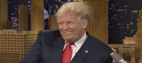 Trump se deja depeinar