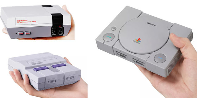 Have a Major Feature Missing Classic Consoles