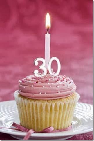 Texte joyeux anniversaire 30 ans