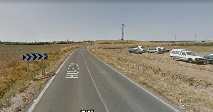 Fallece en accidente de tráfico un motorista en la carretera entre Paterna y Manzanilla