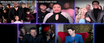 Who Won The Voice 2020
