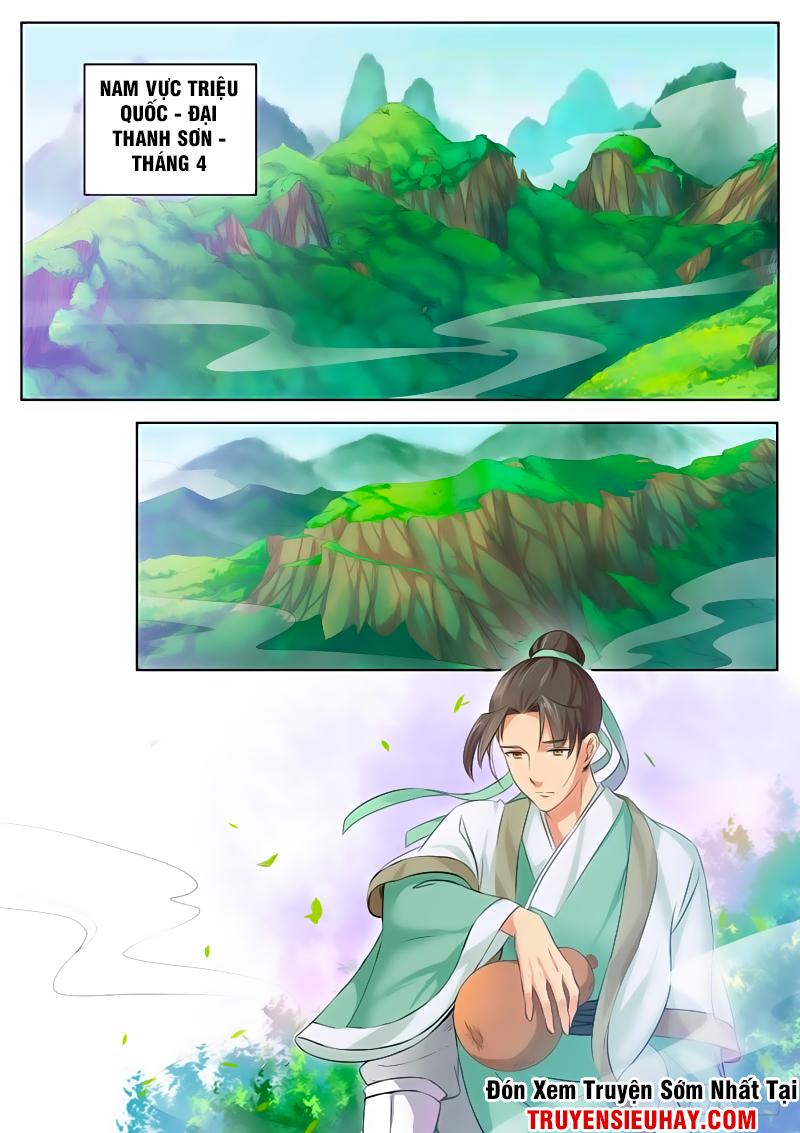 Ngã Dục Phong Thiên Chap 1 . Next Chap Chap 2