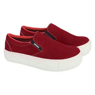 Sepatu Slip On Wanita Catenzo MR 764
