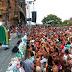SANTUÁRIO RECEBE NÚMERO DE ROMEIROS SURPREENDENTE FORA DO PERÍODO FESTIVO EM BOM JESUS DA LAPA.
