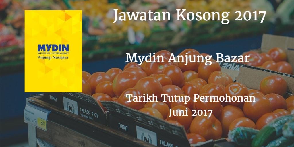 Jawatan Kosong MYDIN Juni 2017