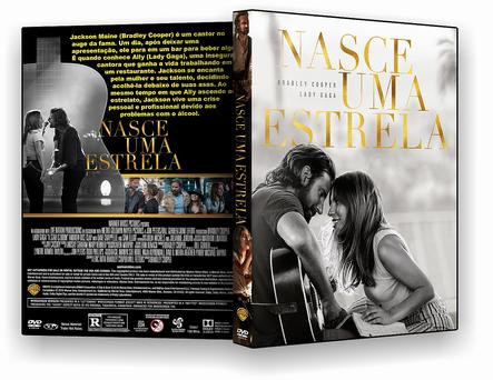 Nasce uma Estrela 2018 DVD-R