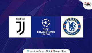 بث مباشر مباراة تشلسي ويوفنتوس مباشرة اليوم في دوري أبطال أوروبا