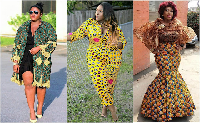 Plus Size Dresses: Check Out These Big Women Fashion Style Pics 1