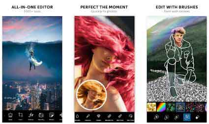 Top 10 Best Photo Editor App Download for Android Mobile Free 2019