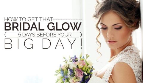 A natural, pre-wedding Beauty Regime - Wedding Skincare