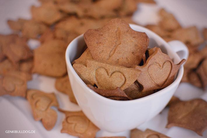 Rezept: Süßkartoffelkekse für Hunde