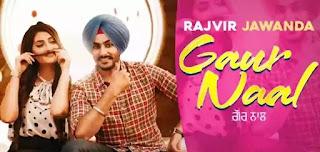 Gaur Naal Lyrics - Rajvir Jawanda