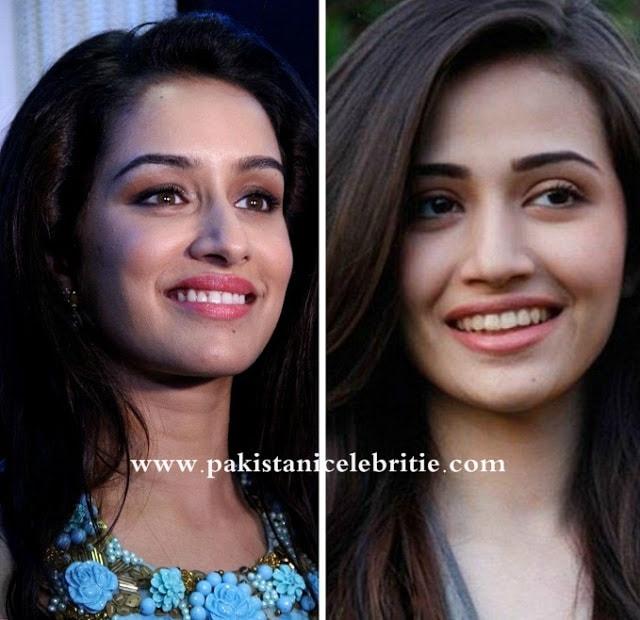 Sana Javed Look Alike