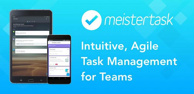 قم بتنزيل MeisterTask - Task Management PRO 2.61  تطبيق احترافي لإدارة المشاريع والمهام لهواتف الاندرويد