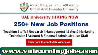 UAE University Careers