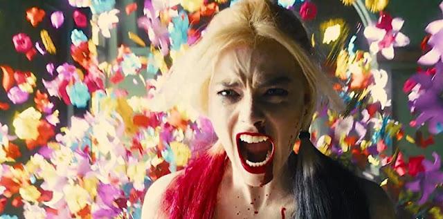 Margot Robbie como Harley Quinn. Fotograma de HBO Max.