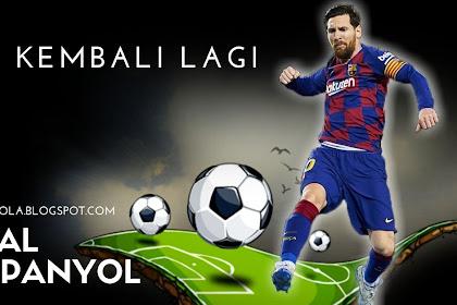 Jadwal Bola Liga Spanyol Akhir Pekan Ini